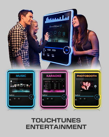 Nevada Novely Touchtunes